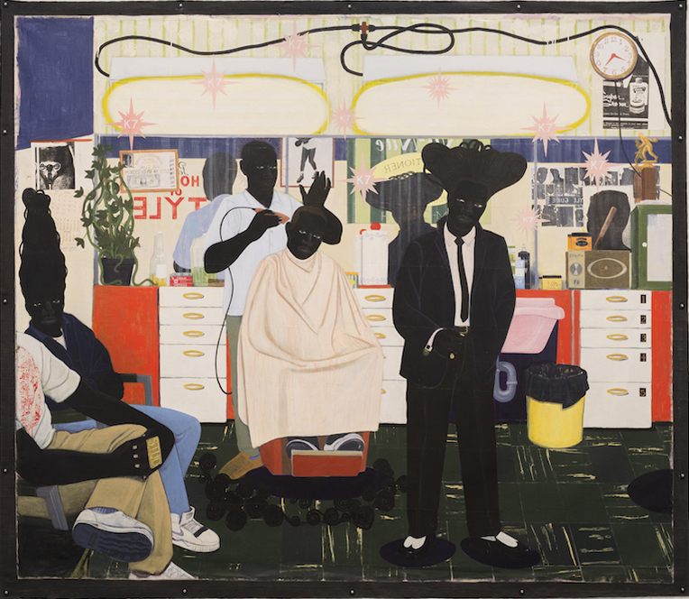 De Style - 1993, Kerry James Marshall